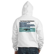 Distance Swimmer Hoodie