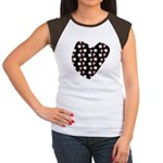 Love Fireworks Women's Cap Sleeve T-Shirt