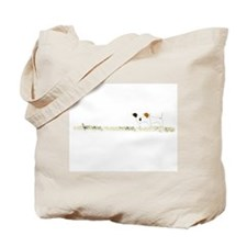 Point and Honor Tote Bag
