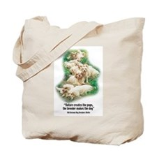 Unique Clumber spaniel Tote Bag