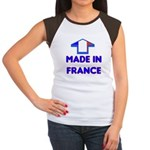 Made In France Women's Cap Sleeve T-Shirt