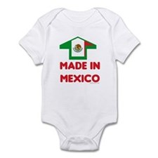 Made In Mexico Infant Creeper