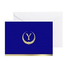 "Thurston ""Y"" Greeting Cards (Pk of 10)"