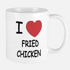 I heart fried chicken Mug