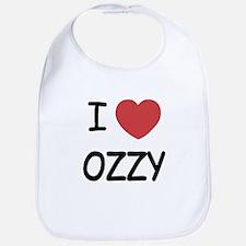 I heart ozzy Bib