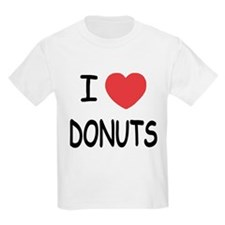 I heart donuts T-Shirt