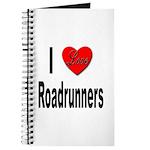 I Love Roadrunners Journal