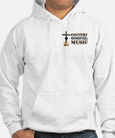 Country Gospel Music Hoodie
