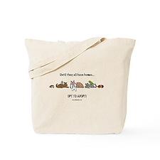 Tote Bag opt to adopt