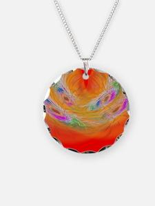 Orange Quest Necklace