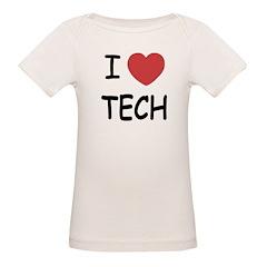 I heart tech Tee