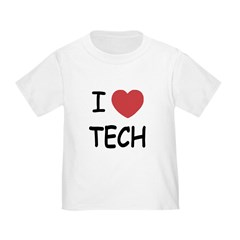 I heart tech T