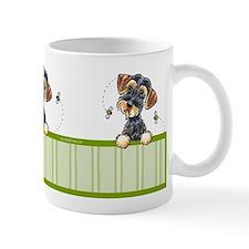 Wild Boar Dachshund Mug