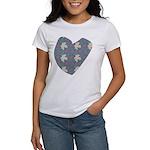 Maple Leaves Women's T-Shirt