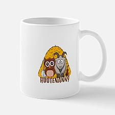 MUSIC-HOOTENNANY: OWL AND GOAT Mugs