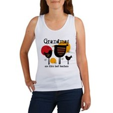 Grandma Life's Best Teacher Women's Tank Top