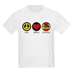 Paz Amor Espana T-Shirt