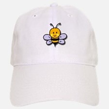 Cute Bee Baseball Baseball Cap