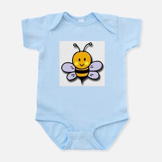 Cute Bee Infant Creeper
