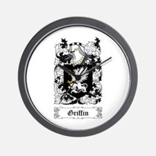 Griffin I Wall Clock