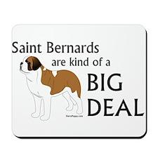 Saints are a Big Deal Mousepad