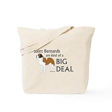 Saints are a Big Deal Tote Bag