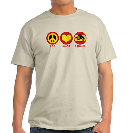 Paz Amor Espana Light T-Shirt