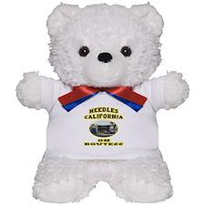 Needles California Teddy Bear
