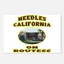 Needles California Postcards (Package of 8)
