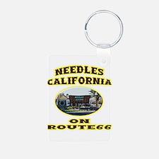 Needles California Keychains