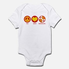 Paz Amor Barcelona Infant Bodysuit