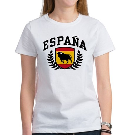 Espana Women's T-Shirt