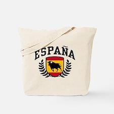 Espana Tote Bag