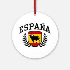 Espana Ornament (Round)