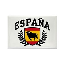 Espana Rectangle Magnet