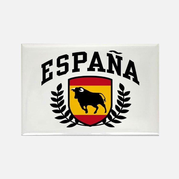 Espana Rectangle Magnet