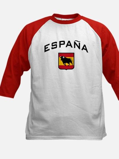 Espana Kids Baseball Jersey