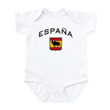 Espana Infant Bodysuit