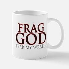 Frag God: Fear My Wrath Mug