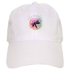 Summer Dragonfly Baseball Cap