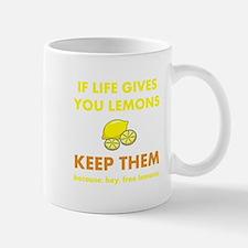 Life Gives You Lemons Mug
