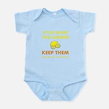 Life Gives You Lemons Infant Bodysuit