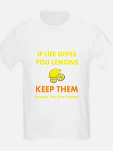 Life Gives You Lemons T-Shirt