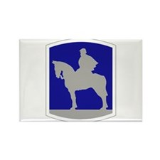 Funny Army infantry Rectangle Magnet (100 pack)