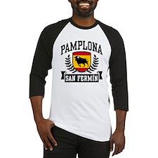 Pamplona San Fermin Baseball Jersey