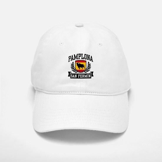 Pamplona San Fermin Baseball Baseball Cap