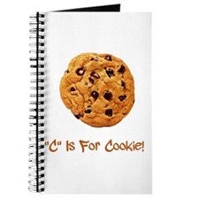 """C"" Is For Cookie Journal"