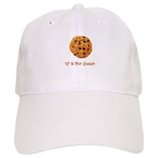 """""""C"""" Is For Cookie Baseball Cap"""