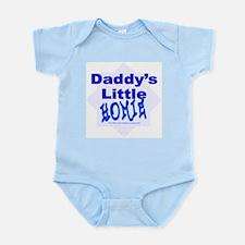 Daddy's Little Homie (Boy) Infant Creeper