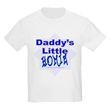 Daddy's Little Homie (Boy) Kids T-Shirt